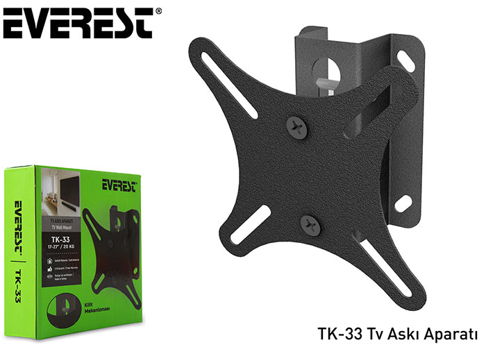 Everest TK-33 Tv Askı Aparatı