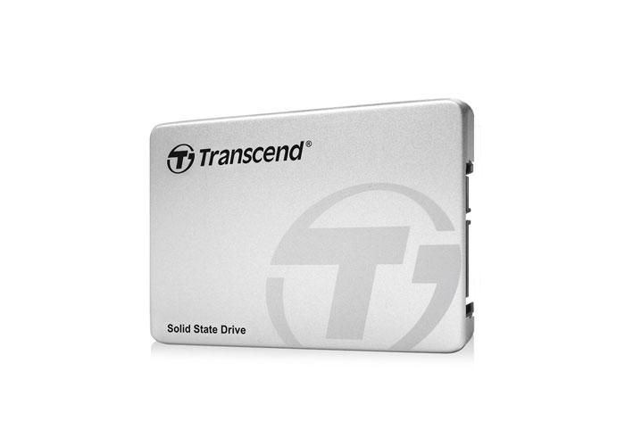 Transcend TS256GSSD370S 256GB 2.5 SSD370, SATA3, MLC SATA 6Gb/s Alüminyum Kasa SSD (Solid State Disk)