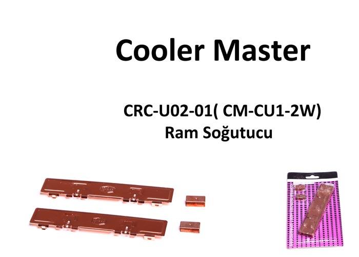 Cooler Master CRC-U02-01( CM-CU1-2W) Ram Soğutucu