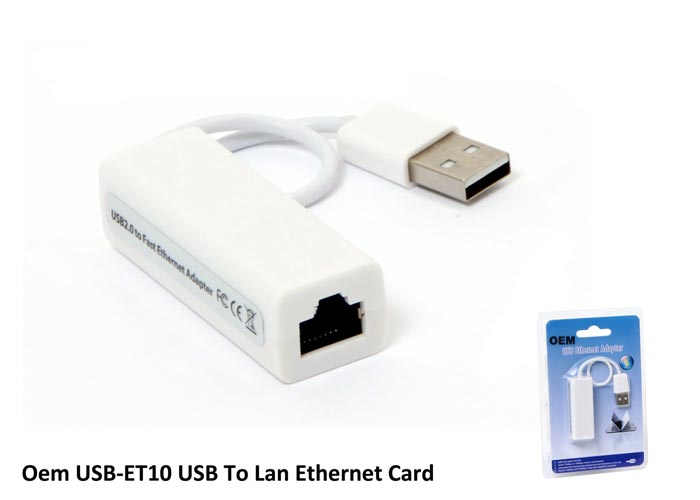 S-Link USB-ET10 USB To Lan Ethernet Card