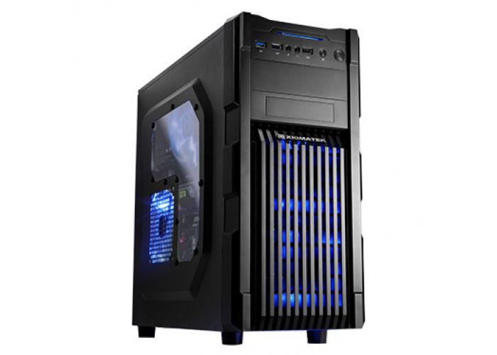 Xigmatek Vanguard Plus 600W 80PLUS AKTİF PFC PSU 2 * Usb 3.0 2*15 Led Fanlı Kasa
