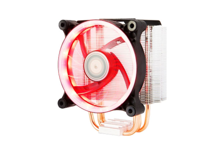 Xigmatek Whiz EN9375 İntel/Amd 120mm Kırmızı Led CPU Fan