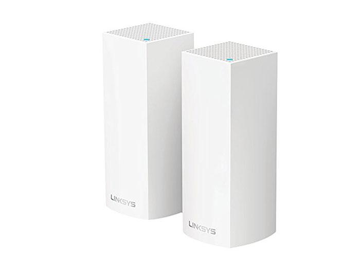Linksys WHW0302-EU 2.4GHz / 5GHz Tri-Band AC4400 2li Kablosuz AC Router