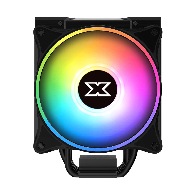 Xigmatek EN44276 Windpower Pro İntel/Amd Tümü 2*120mm ARGB Fan+ARGB Led Fan CPU Soğutucu
