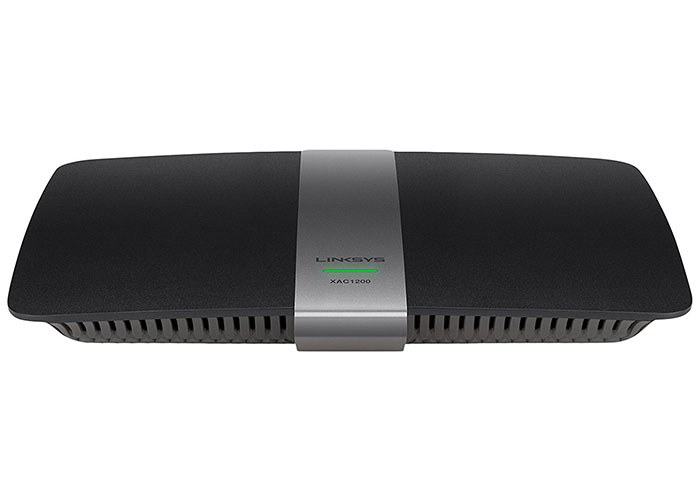 Linksys XAC1200-EK AC1200 4 Port Dual-Bant Smart Wifi Wireless Router