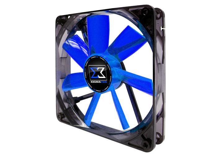Xigmatek XLF-F1454 140*140*25mm Işıklı Kasa Fanı
