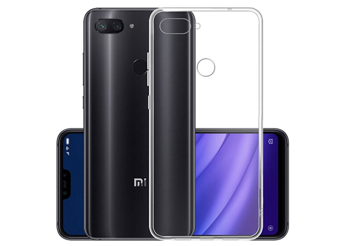 Addison XM-MI8 LITE Şeffaf Xiaomi MI8 Lıte Telefon Kılıfı