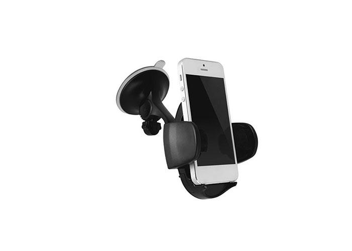 OXO XSUPUNIV5 Siyah Tüm Akıllı Telefonlara Uyumlu Araç içi Telefon Tutacağı