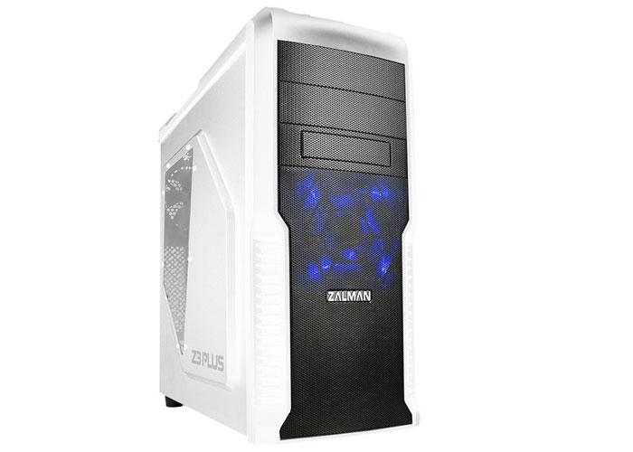 Zalman Z3 Plus Beyaz ATX Mid Tower Kasa