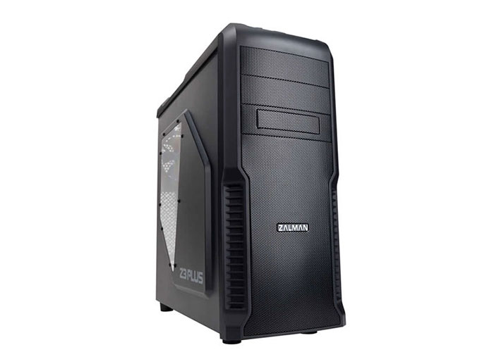 Zalman Z3 Plus Black ATX Mid Tower Case
