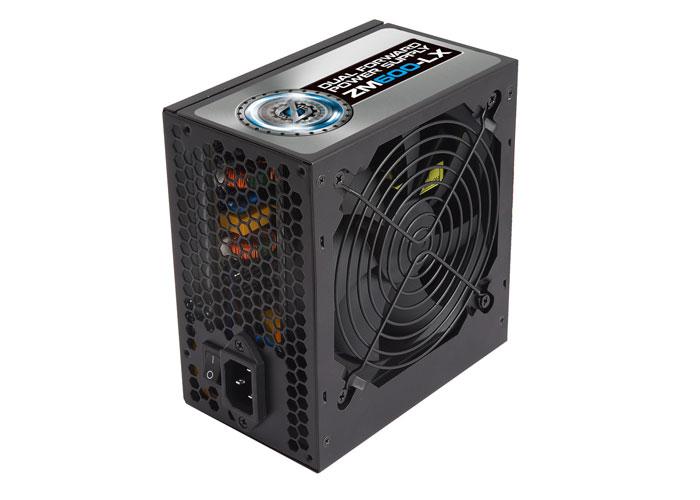 Zalman ZM600-LX 600W Dual İleri Power Supply