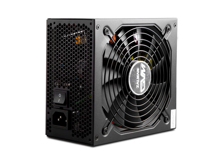 Zalman ZM850-GVM 850W 80Plus 140cm Fan Power Supply