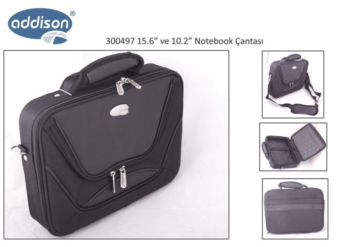 Addison 300497 15.6 Computer Notebook Case Bag