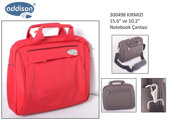 Addison 300498 15.6 Kırmızı Bilgisayar Notebook Çantası