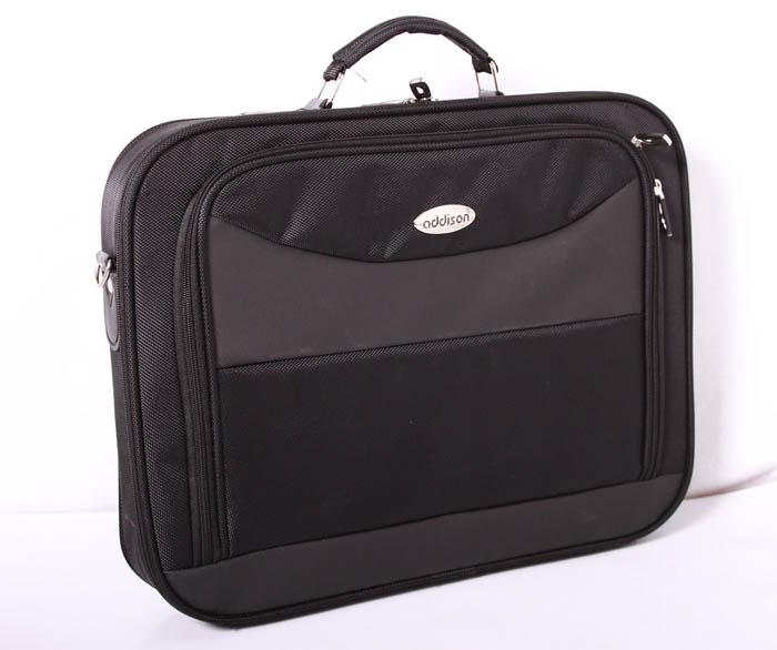 Addison 300722 15.6 Siyah Bilgisayar Notebook Çantası