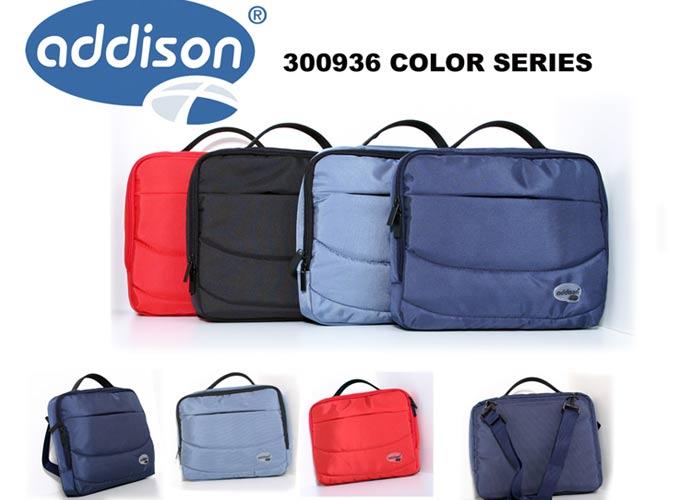 Addison 300936 10 Siyah Bilgisayar Netbook Çantası
