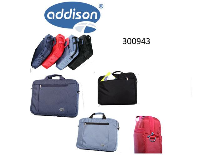 Addison 300943 15.4-15.6 Kırmızı Bilgisayar Notebook Çantası