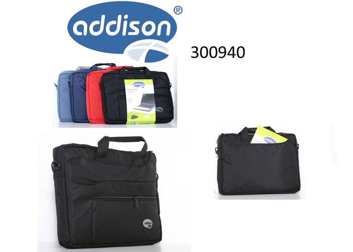 Addison 300940 13 Kırmızı Bilgisayar Notebook Çantası