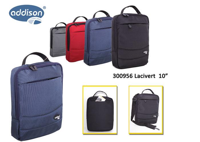 Addison 300956 10 Lacivert Bilgisayar Netbook Çantası