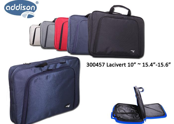 Addison 300457 10 Lacivert Bilgisayar Netbook Çantası