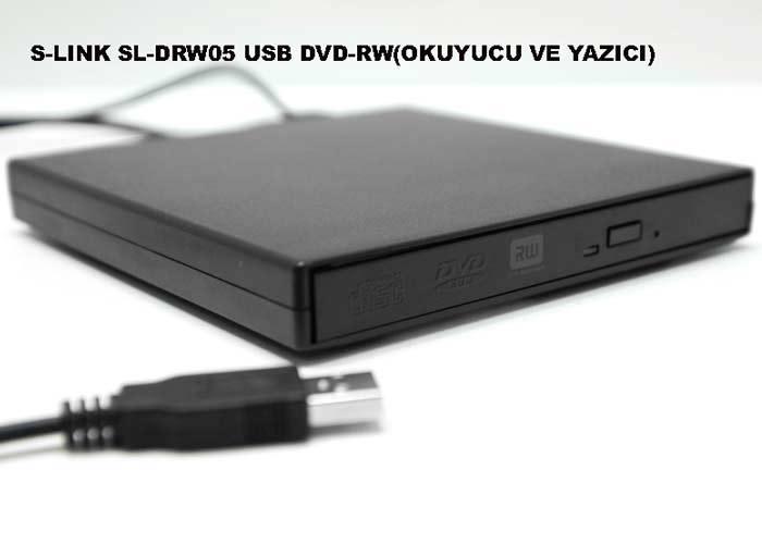 S-link SL-DRW05 DVD-R/RW/CD-R/RW Optik Yazıcı