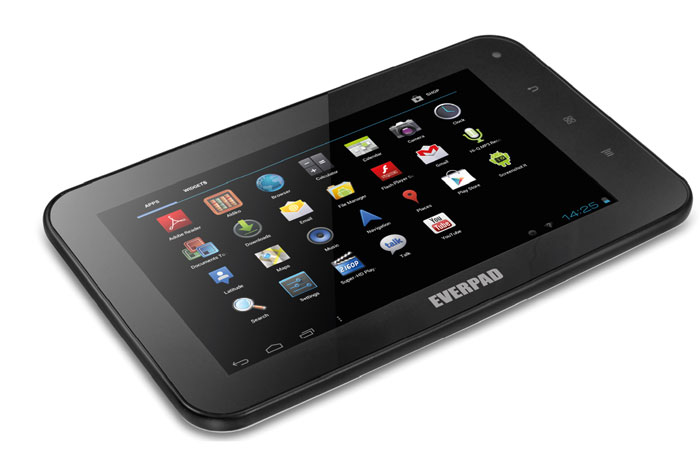 Everest EVERPAD 100 7 512MB DDR3 1.0Ghz 8GB Android 4.0 Tablet Pc