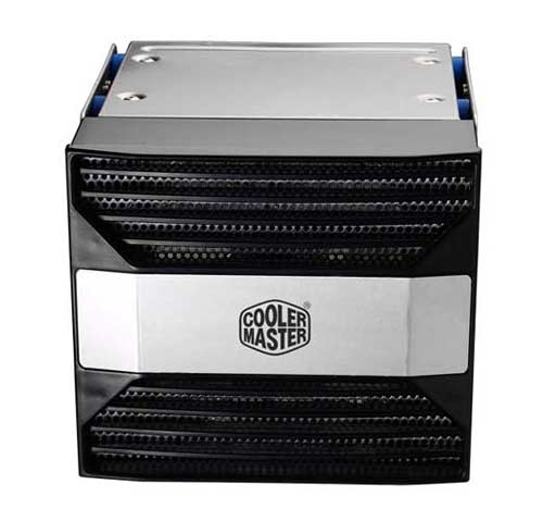 Cooler Master STB-3T4-E3-GB Hdd*4 120mm Led Notebook Soğutucu Stand