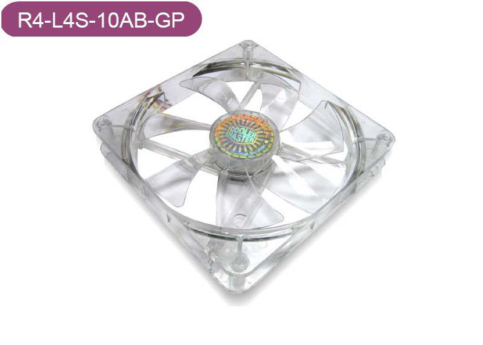 Cooler Master R4-L4S-10AB-GP 140*140*25mm Mavi Kasa Fanı