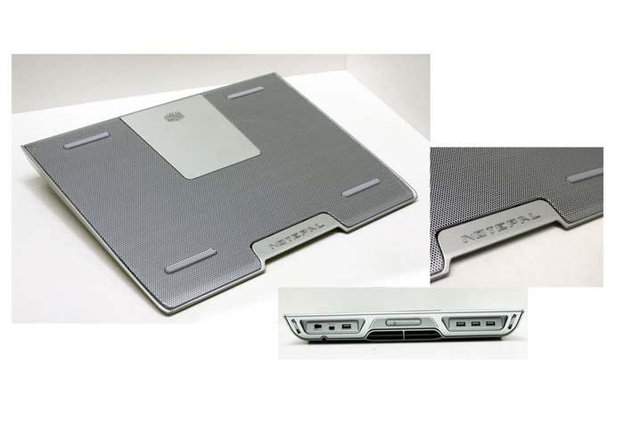 Cooler Master R9-NBC-BWUA-GP Notebook Soğutucu Stand