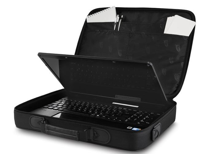 Addison 300515 15.6 Siyah Bilgisayar Notebook Çantası