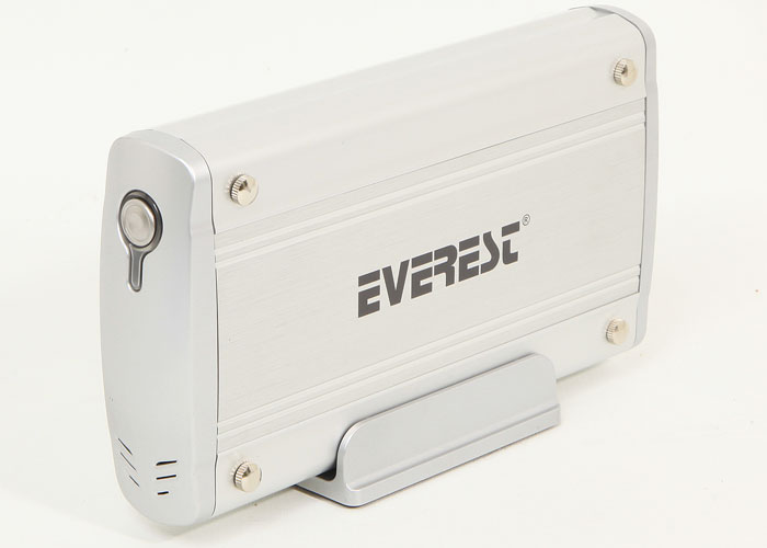 Everest HDC-358 3.5 Usb 2.0 + Ethernet SATA Hard Drive Box