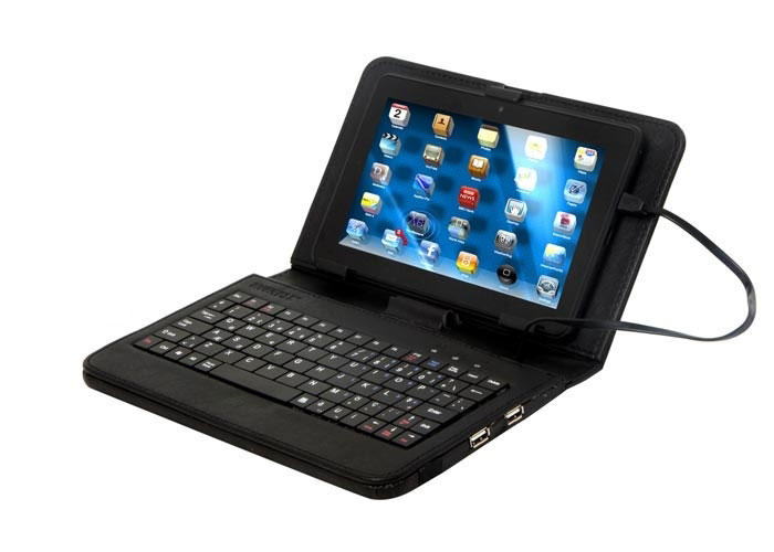 Everest KB-PAD70 Siyah Micro Usb 7 Tablet Pc Q Standart Klavye