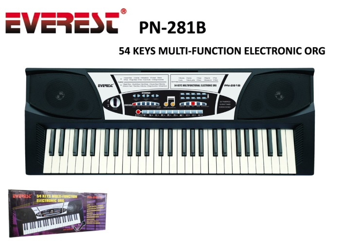 Everest PN-281B Elektronik Org