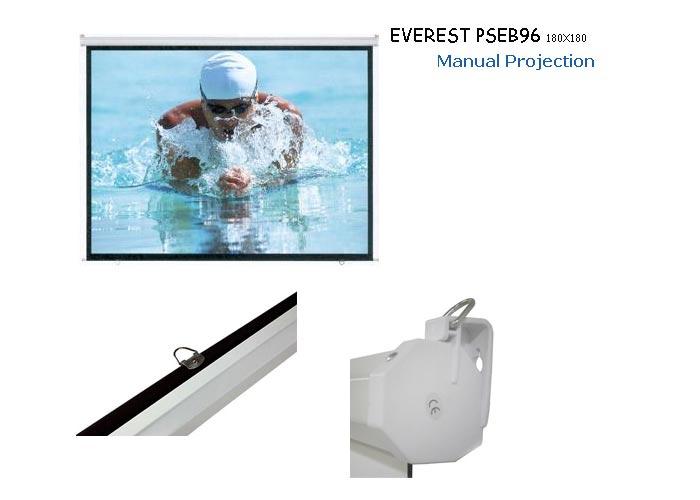Everest PSEB96 180*180 Storlu Projeksiyon Perdesi