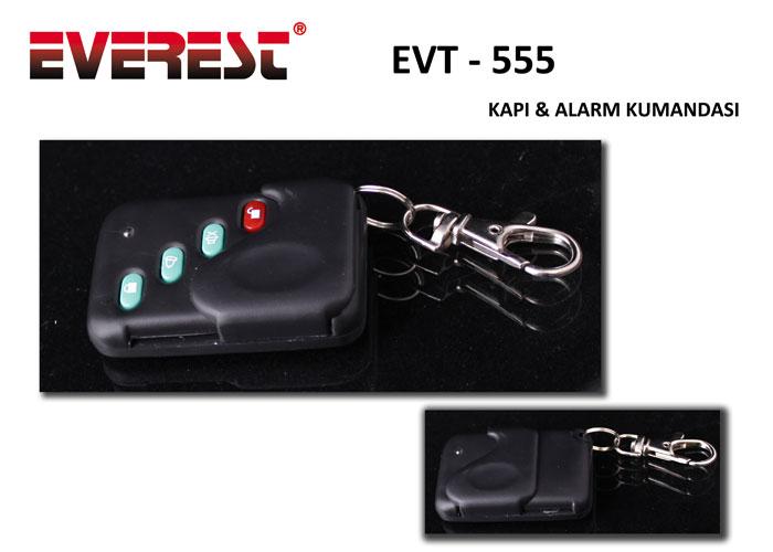 Everest EVT-555 Uzaktan Garaj Kumandası