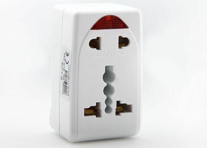 S-link SLX-03A Priz Çevirici Adaptör
