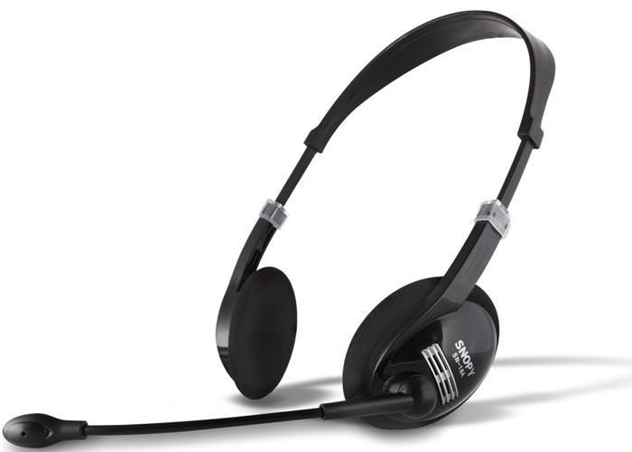 Snopy SN-18A Mikrofonlu Kulaklık