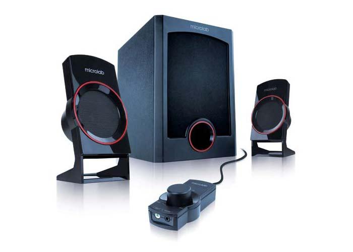 Microlab M-111 2+1 Multimedia Speaker