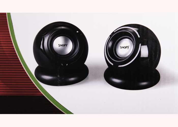 Snopy SN-116 2.0 Siyah Notebook Speaker